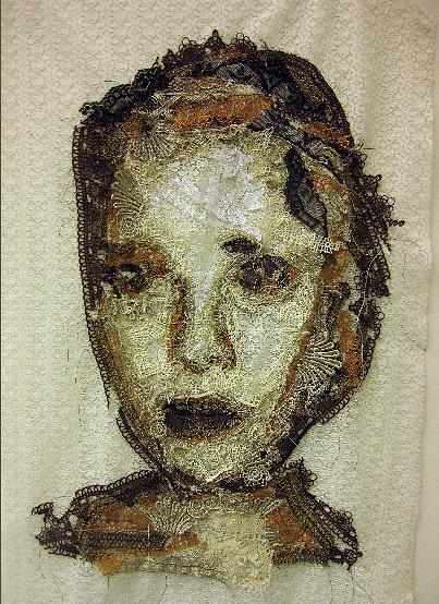 Кружевной портрет Perry